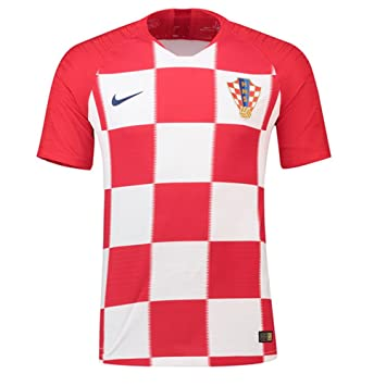 410817f4958 2018-2019 Croatia Home Nike Vapor Match Shirt: Amazon.com.au: Sports ...