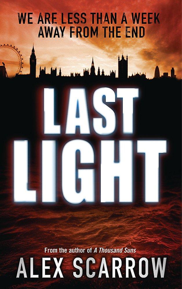 Last Light Alex Scarrow product image
