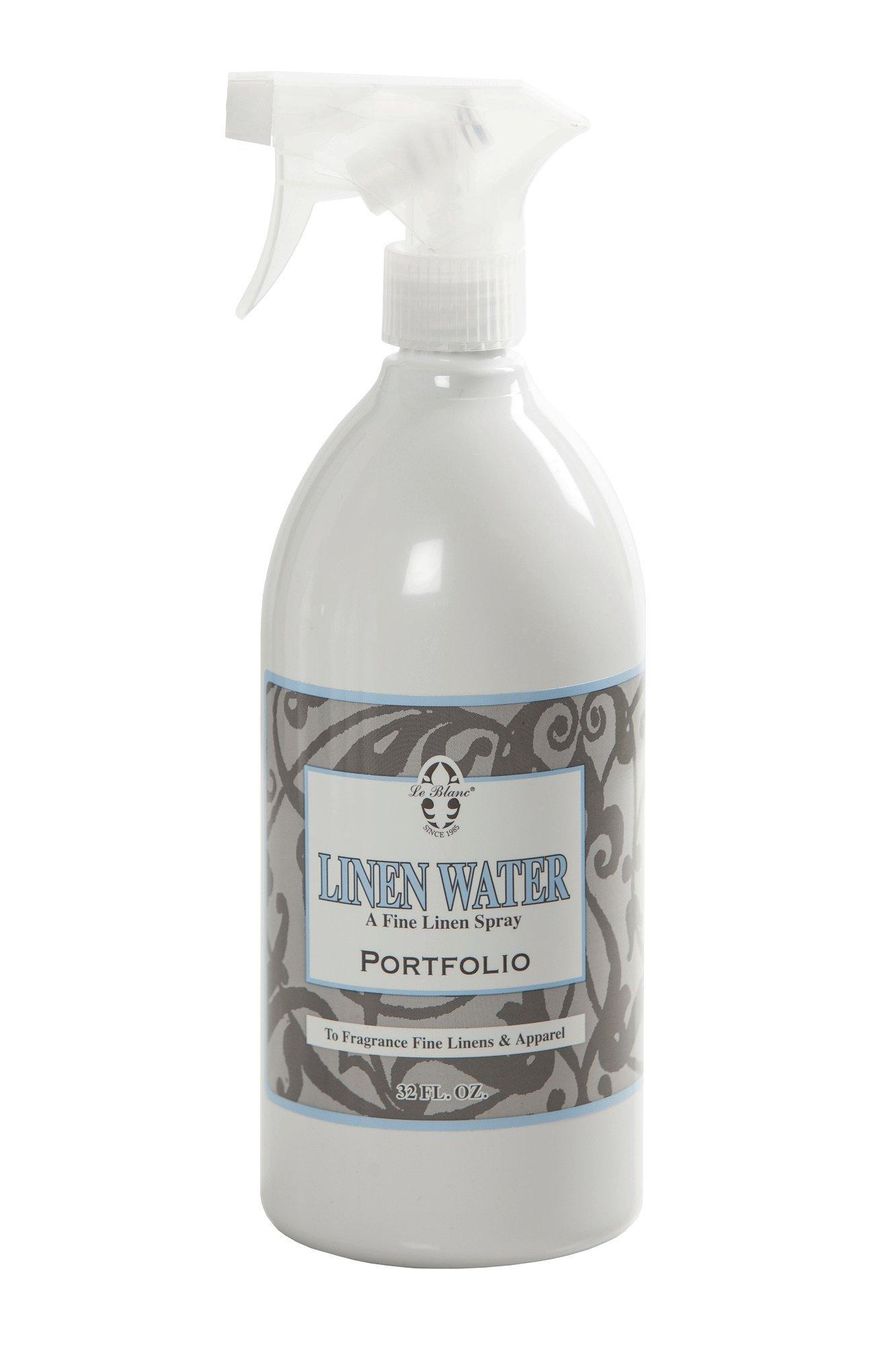 Le Blanc® Portfolio Linen Water - 32 FL. OZ., 9 Pack