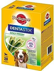 Pedigree Denta Stix Fresh / Zahnpflege-Snack für mittelgroße Hunde
