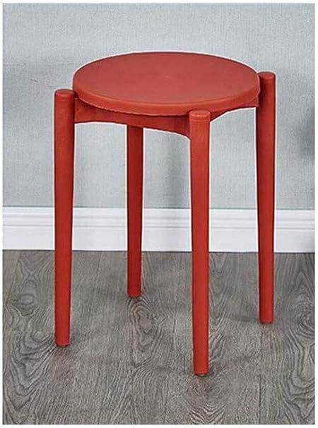 Come Pulire Sedie In Plastica.chu n1 Plastica Sgabelli Impilabili Facile Da Pulire Compact