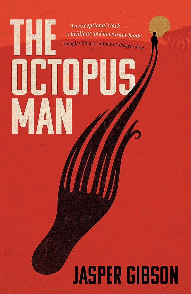 Cover: Jasper Gibson The Octopus Man