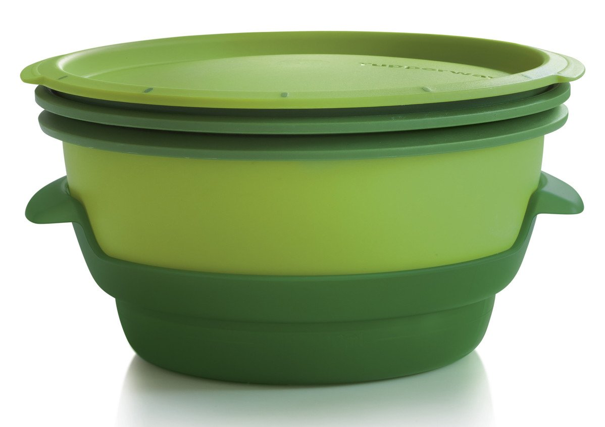 Tupperware Smart Steamer in new green color