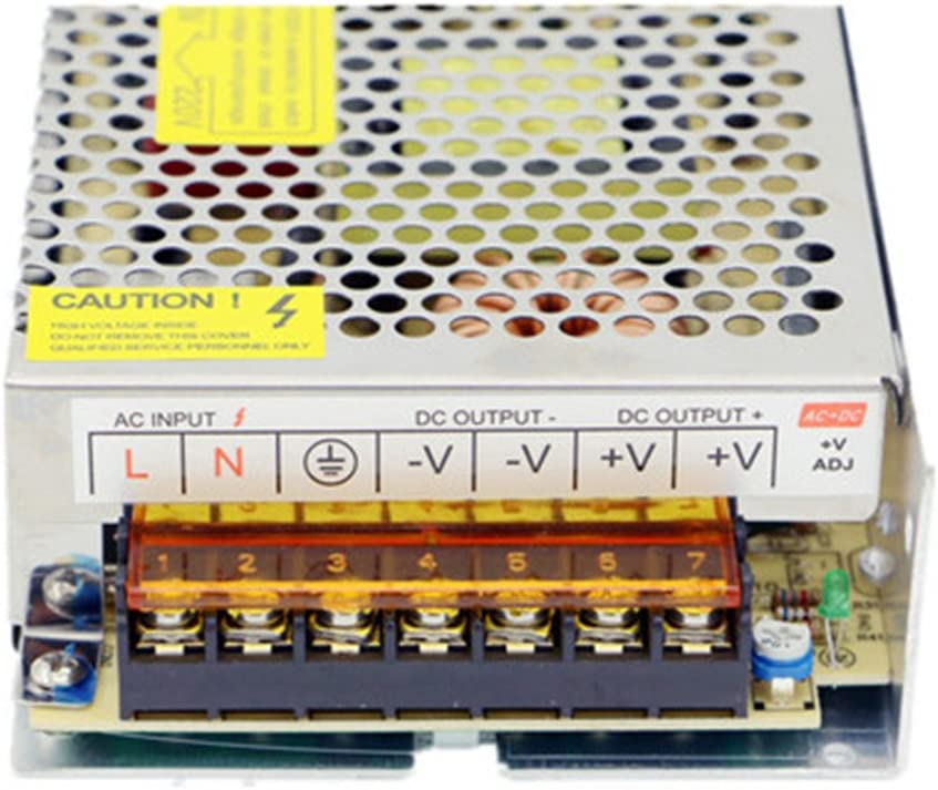 LED Lumiere Commutation Adaptateur dalimentation Commutateur de Commutation Alimentation Pilote pour laffichage LED DC18V 5A 90W