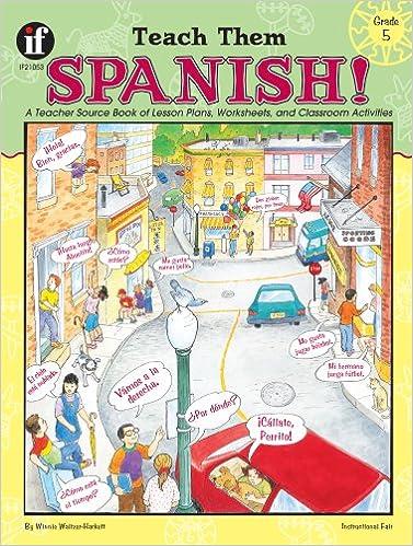 Grade 5 Teach Them Spanish!