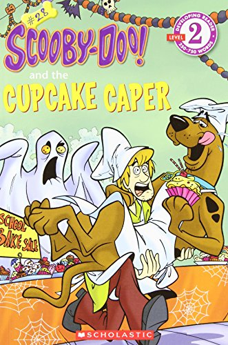 Scooby-Doo Reader #28: Scooby-Doo and the Cupcake Caper (Level -
