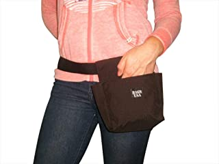 product image for Treat Bag for Pets,Easy Access Dog Training Pouch Very Durable Made in USA.