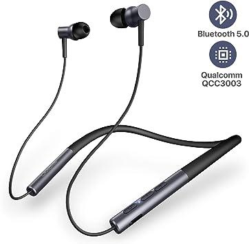 UMIDIGI Auriculares Bluetooth 5.0 Auriculares inalámbricos In Ear ...