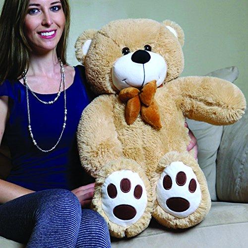 Yesbears®Mini Giant Teddy Bear 32inches (Tan)