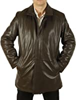 Simons Leather Men&39s Aviator Sheepskin Duffle Coat at Amazon Men&39s