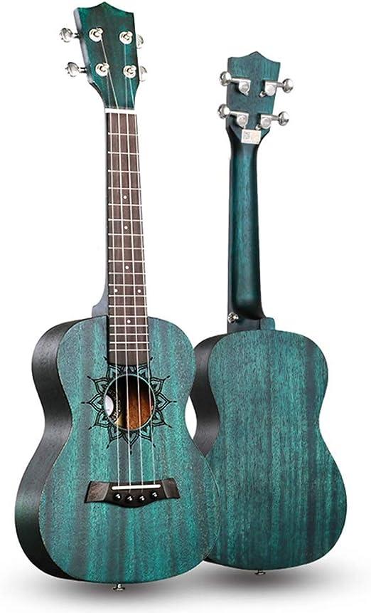 BAIYING-Guitarra Acústica Ukelele Adolescentes Guitarra Clásica ...