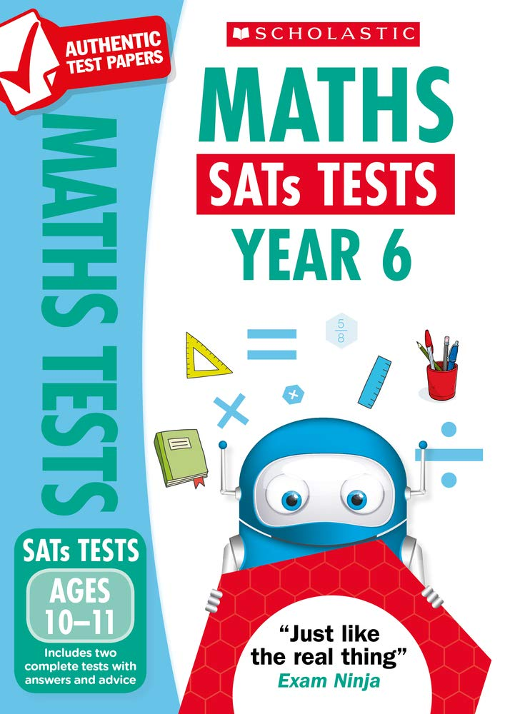 Maths Test - Year 6 (National Curriculum SATs Tests): Amazon ...