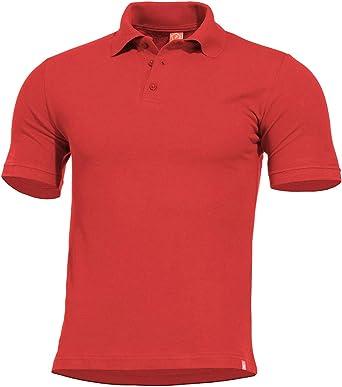 Pentagon Hombres Sierra Polo Camiseta Azul Marino tama/ño L