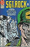 Sgt Rock #13 June 91 Comic Book - (Featuring the Original Suicide Squad, 13)