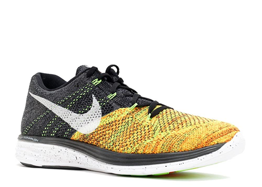 on sale 27d7f c15fb Amazon.com  Nike Flyknit LUNAR3 Multi-Color - 698181-003  Ru