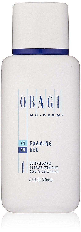 Obagi Nu-Derm Foaming Gel, 6.7 Fl Oz by Obagi Medical