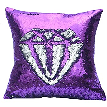 amazon com boobei two colors reversible sequins mermaid pillow