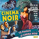 Cinema Noir 2019 (MEDIA ILLUSTRATION)
