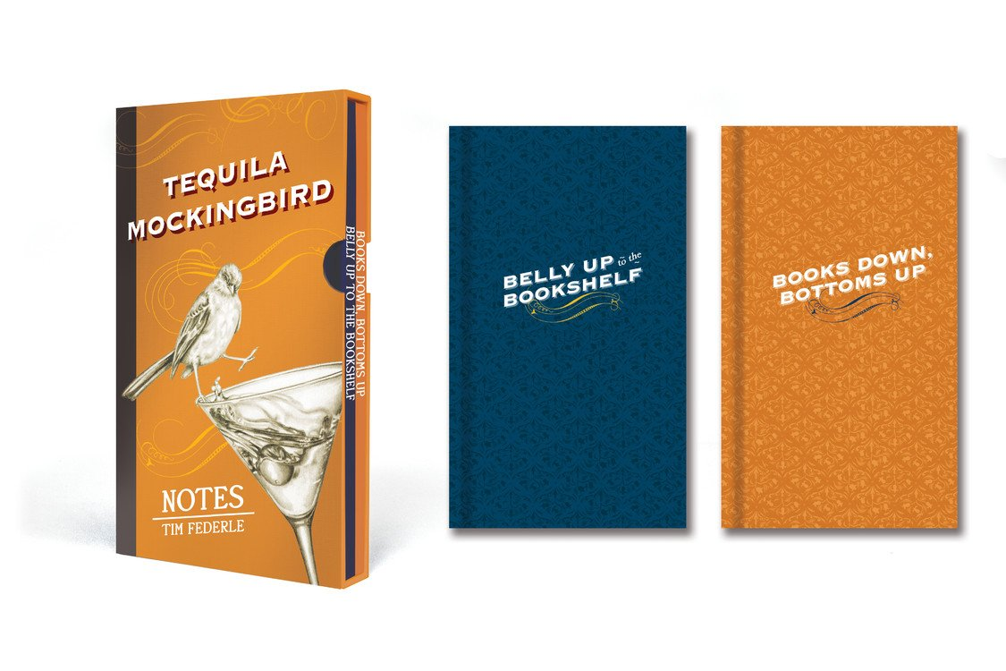 Tequila Mockingbird: Notes by RP Studio