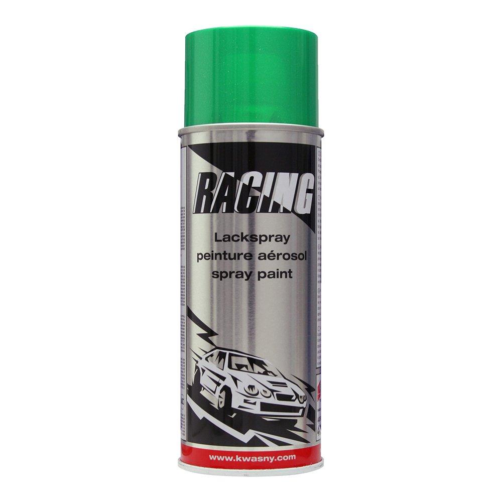 Kwasny 288111 Racing Spray Paint Green Metallic 400ml Amazon Co Uk
