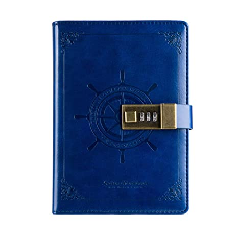 Amazon.com : Vintage B6 Notepad Notebook Diary Planner ...