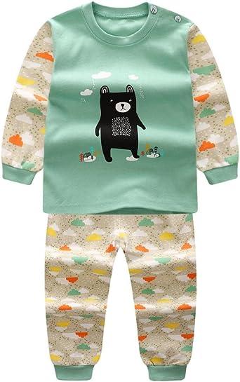 Yannerr 2PCS Bebé niña niño Dibujos Pequeño oso negro ...