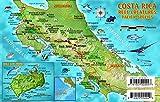 Costa Rica Dive Map & Pacific Reef Creatures