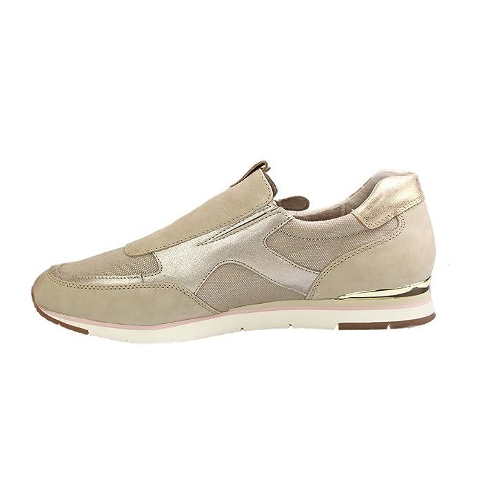 Gabor Damen Sneaker 44.323.42 Beige 113751 sD0lwoL