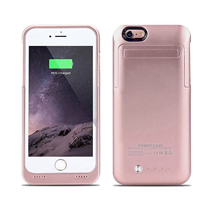 meet eb155 b322e Amazon.com: iPhone 6S Plus Battery Case, iPhone 6 Plus Battery Case ...