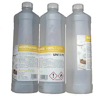 3 Liter Bioethanol 100 31L