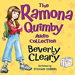 The Ramona Quimby Audio Collection Audiobook
