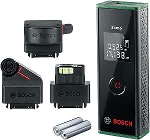 Bosch Home and Garden Laser 20m Zamo Set (3rd Generation, Measurement Range