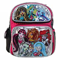 Accesorio Innovations Small Monster High 8 Girls Backpack Bag