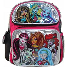 Accessory Innovations Small Monster High 8 Girls Backpack Bag