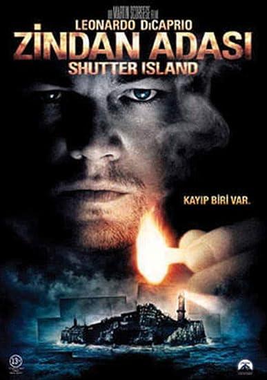 Zindan Adası Shutter Island Dvd Imdb 81 Yeni Film Amazon