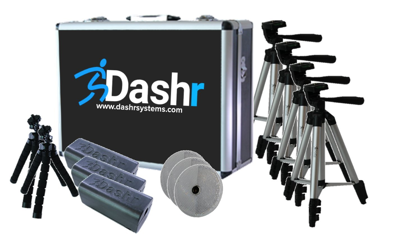 Dashr 2.0 Timing System - Multi-Event Kit
