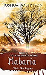 Maharia (The Kaelandur Series Book 3)