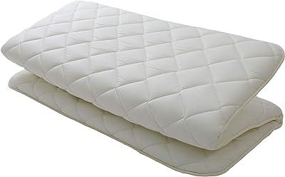 MIINA Japanese Floor Matress, Shiki Futon, Floor Bed, Sofa Bed Matress, Volume Type, Full,100% Cotton, Made in Japan