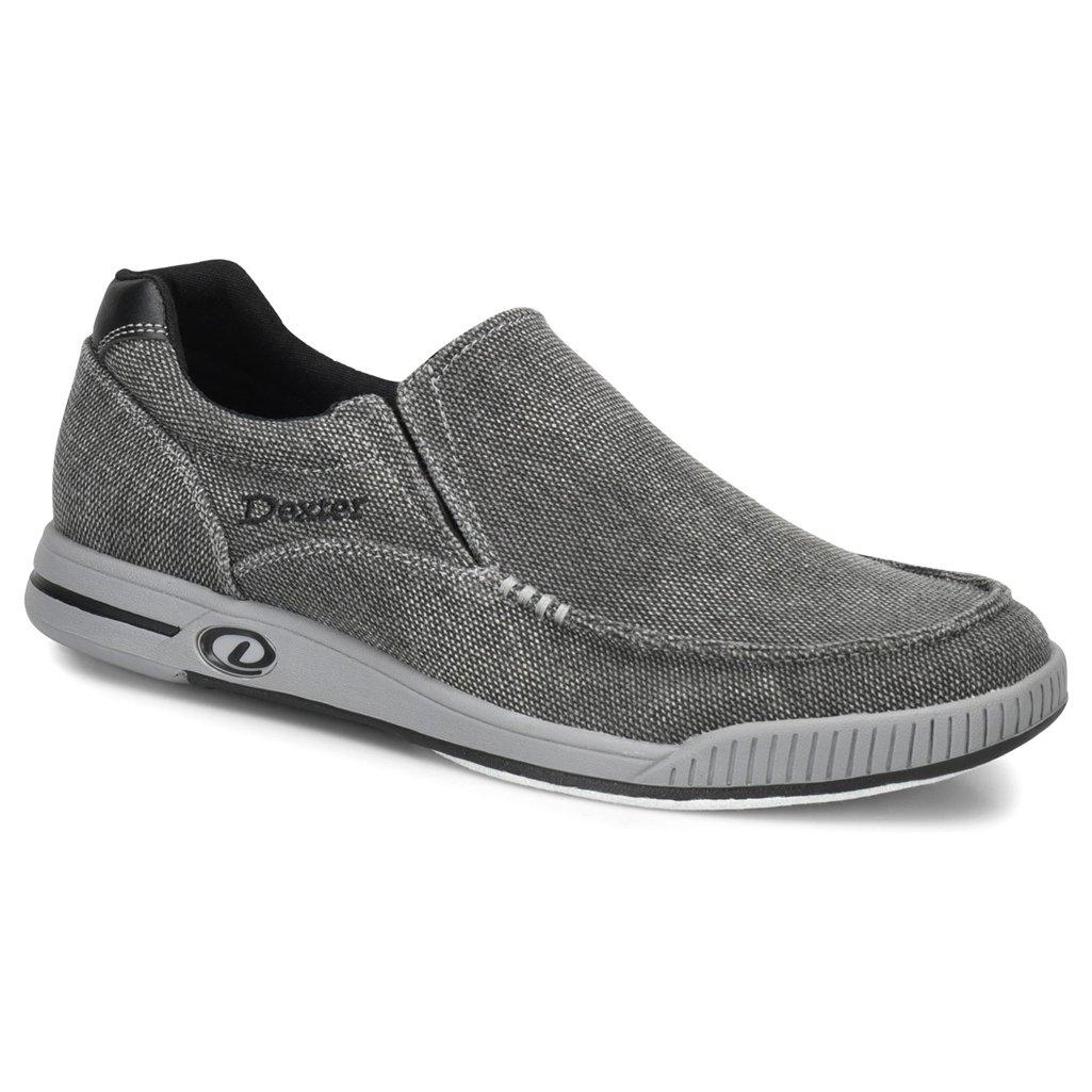Dexter Mens Kam Bowling Shoes- Charcoal/Grey B07D3939QM 8.5