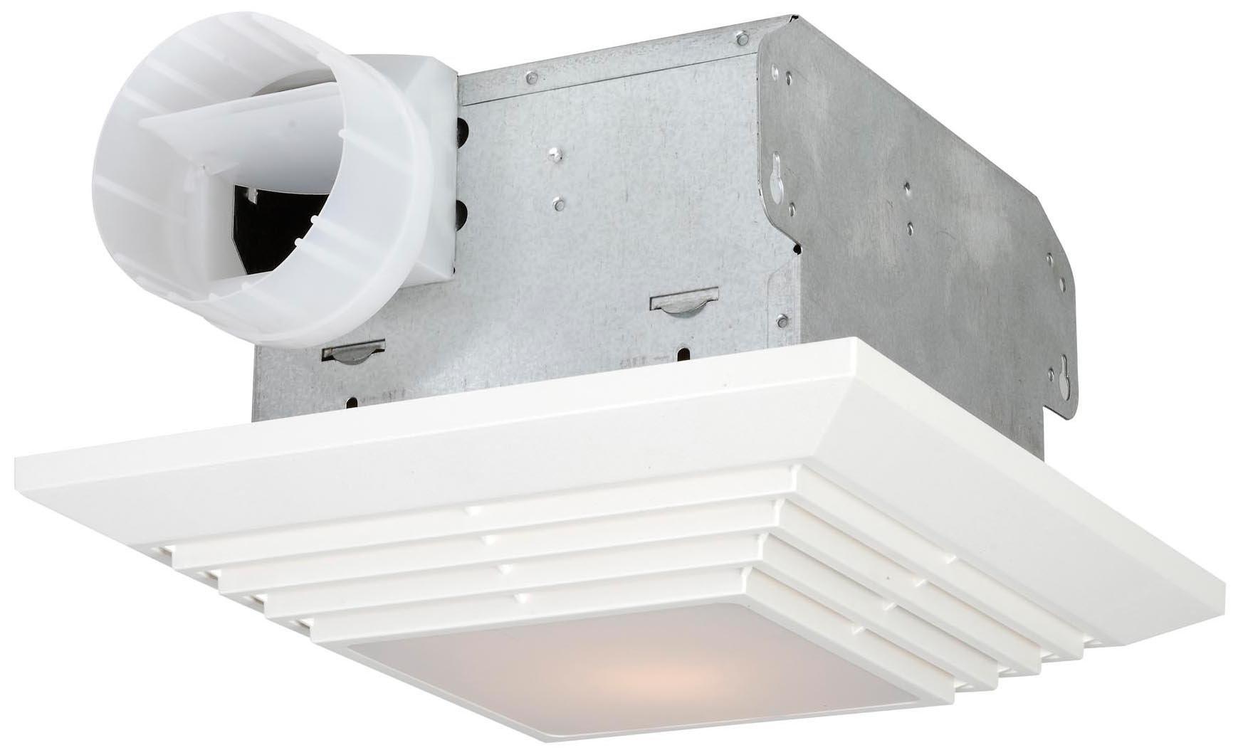 Craftmade TFV90L Ventilation Bathroom Exhaust Fan