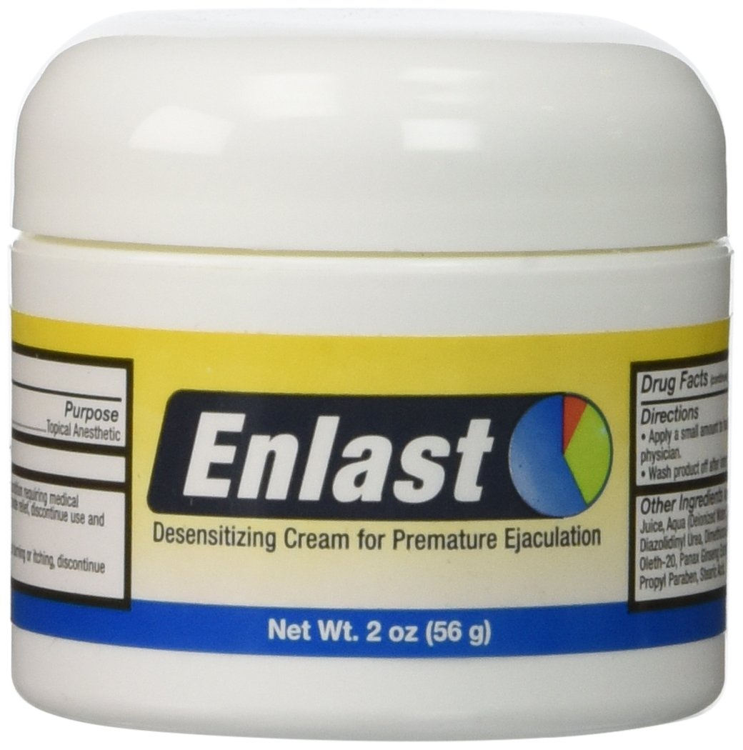 desensitising cream for premature ejaculation