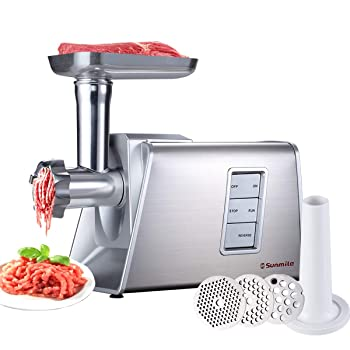 Sunmile SM-G73 1000W Electric Meat Grinder