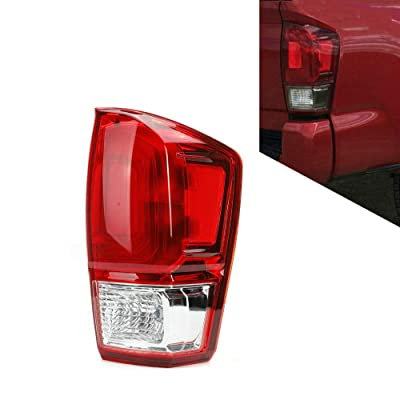 MotorFansClub Rear Tail Brake Light Lamp Assembly for Tacoma 2016-2020 Right Passenger Side (US Shipment): Automotive