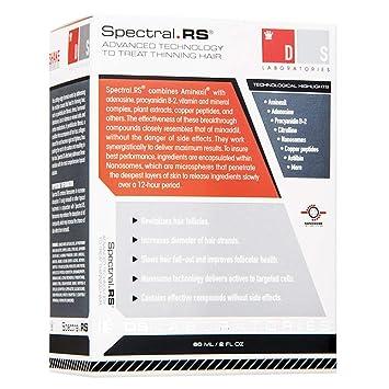 DS Laboratories Spectral RS - Tratamiento Para El Cabello Fino y Débil - 60ml: Amazon.es: Belleza