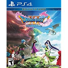DRAGON QUEST XI: Echoes of an Elusive Age – Edition of Light – PlayStation 4