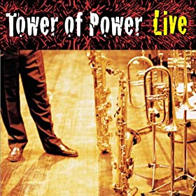 Amazon Com So Very Hard To Go Live Tower Of Power Mp3