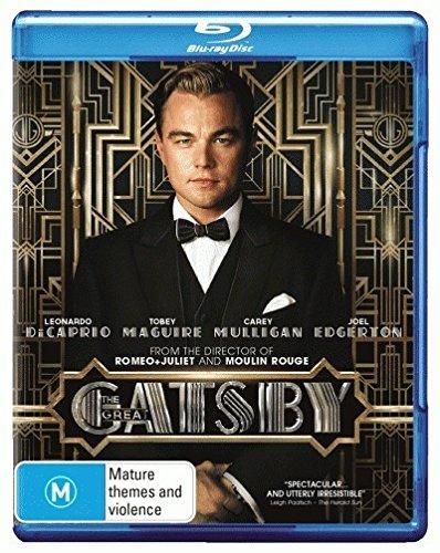 The Great Gatsby | Baz Luhrmann's | NON-USA Format | Region B Import - - Gatsby Australia