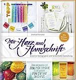 Mit Herz und Handschrift: Kreative Kalligraphie und farbenfrohe Gestaltung