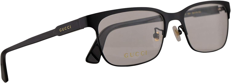 Gucci GG0494OJ Gafas 56-18-150 Negro Con Lentes De Muestra 001 GG 0494OJ: Amazon.es: Ropa y accesorios