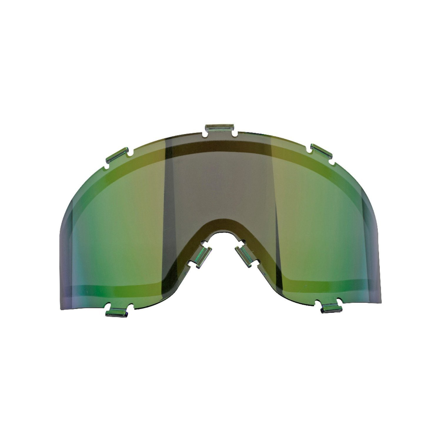 JT Spectra Goggle Thermal Lens - Prizm 2.0 Yellow Retro by JT